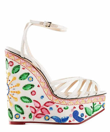 Celebration Meredith – Charlotte Olympia