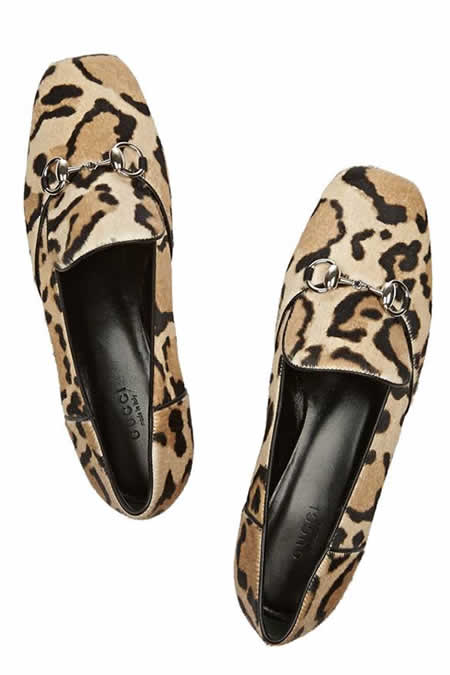 Leopard Loafers – Gucci