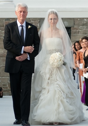 Carolyn Bessette Wedding Dress