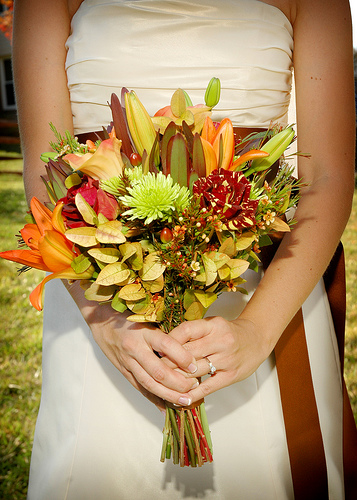 wedding ideas for the outside