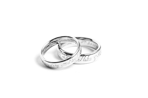 137 Messages To Inscribe On Your Wedding Rings