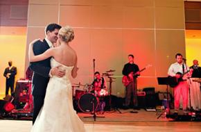First dance even more special