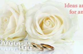 Ideas and styles for an elegant wedding